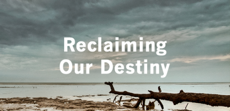 Part V:  Reclaiming Our Destiny